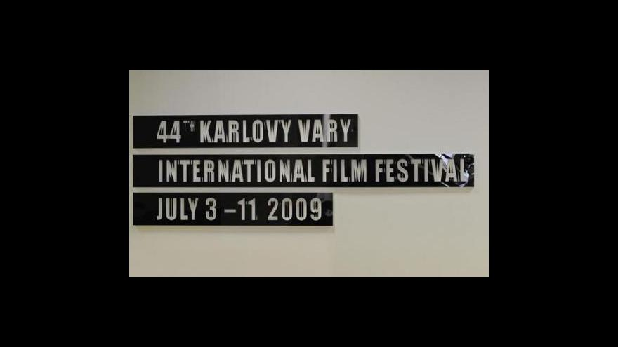 Video Začíná MFF Karlovy Vary