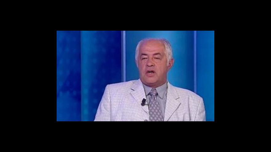 Video Rozhovor s Františkem Masopustem