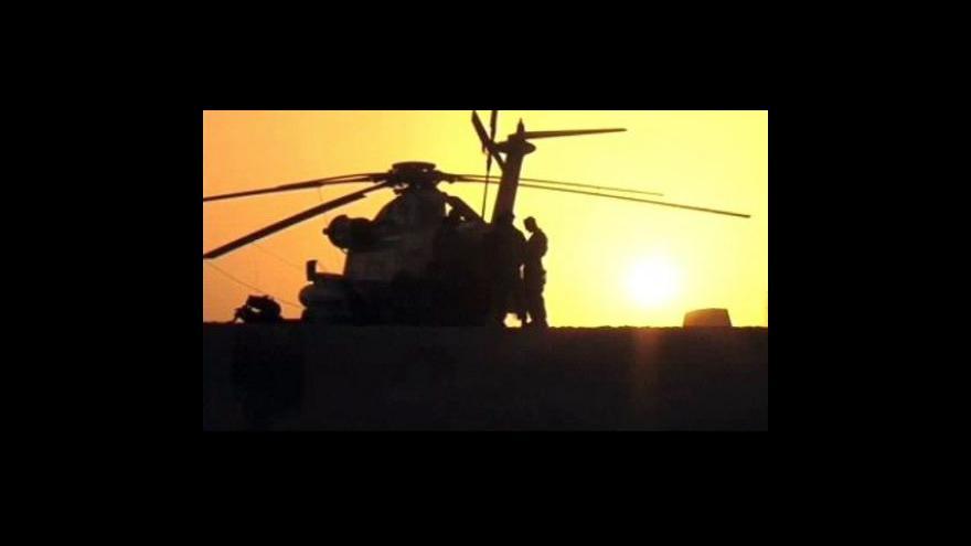 Video Nová strategie armády USA v Afghánistánu