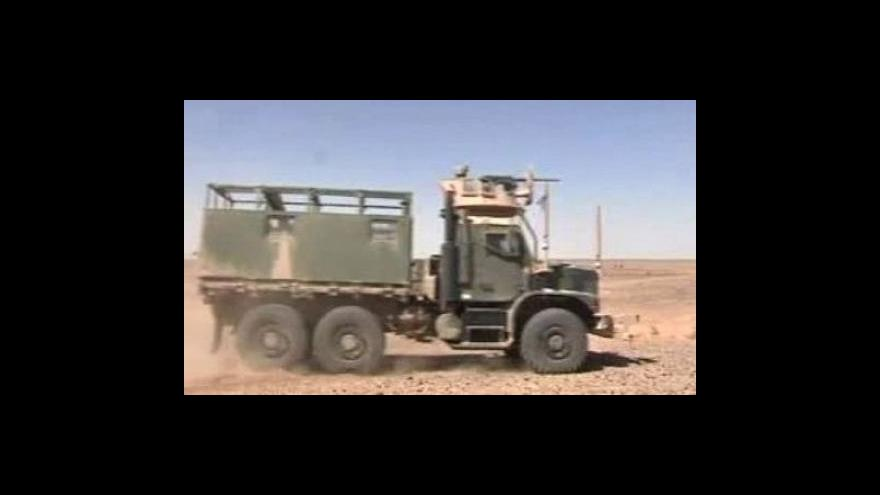 Video Námořní pěchota zahájila ofenzivu v Afghánistánu