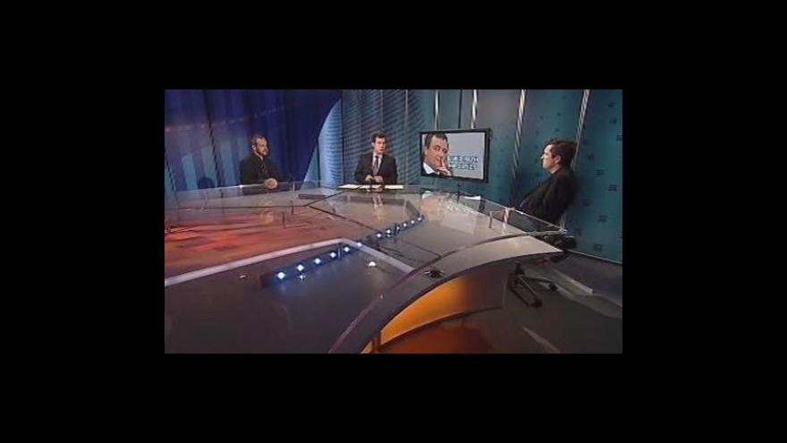 Video Alexandr Mitrofanov a Bohumil Pečinka v Událostech, komentářích