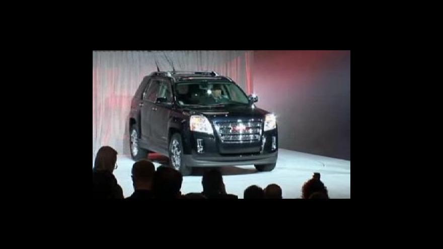 Video Obnova General Motors má trhliny