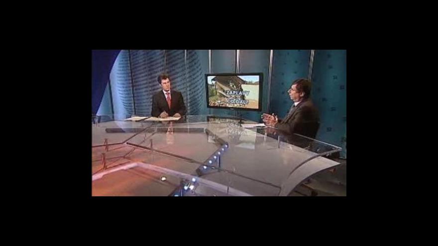 Video Jan Fischer hostem Událostí, komentářů
