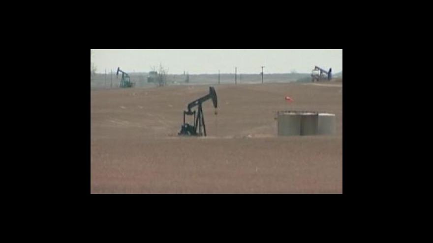 Video Irák rozprodává ropná pole