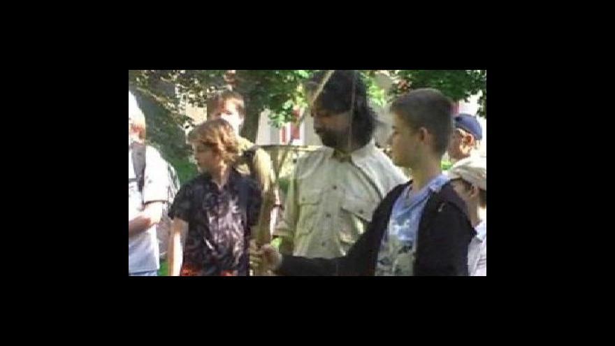 Video Reportáž Terezy Špetlové