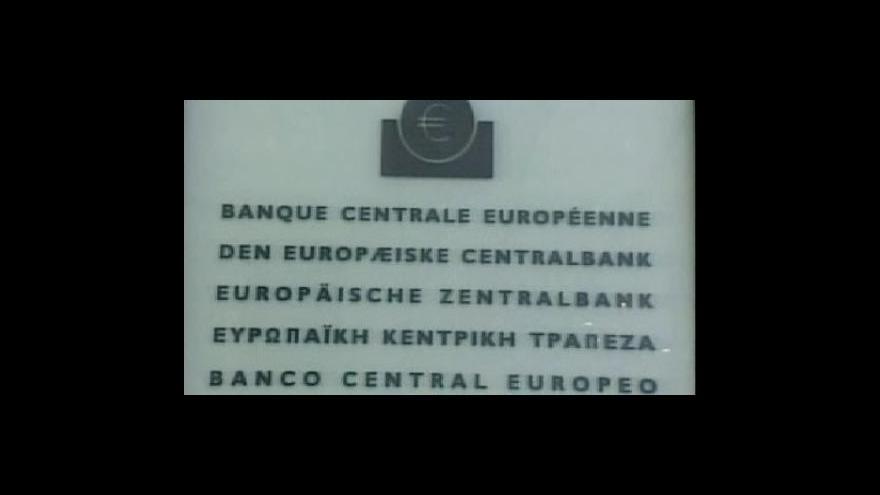 Video Do eurozóny zavítala deflace