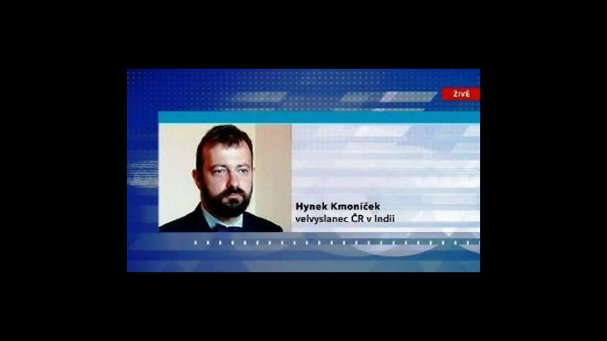 Video Rozhovor s Hynkem Kmoníčkem a Bárou Jurkovičovou