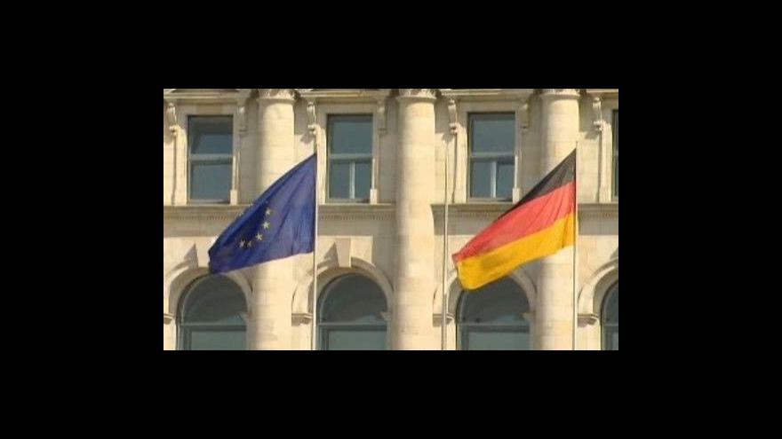 Video Německý Ústavní soud rozhodoval o Lisabonské smlouvě