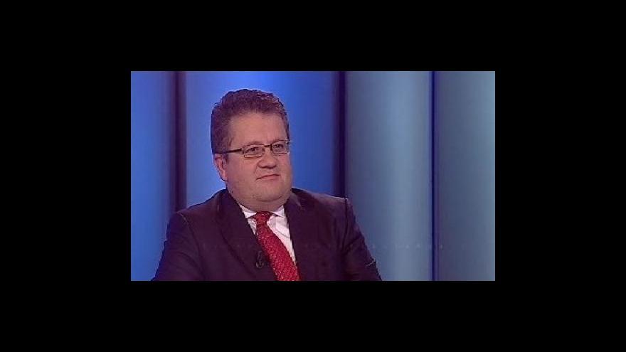Video Rozhovor s Petrem Kováčem
