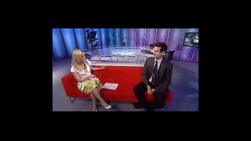 Video Rozhovor s Robertem Marou