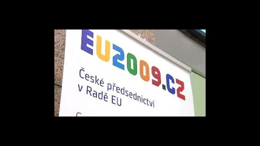 Video Brífink Jana Fischera k hodnocení českého předsednictví