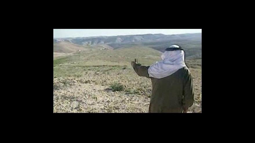 Video Izrael chce dál stavět osady