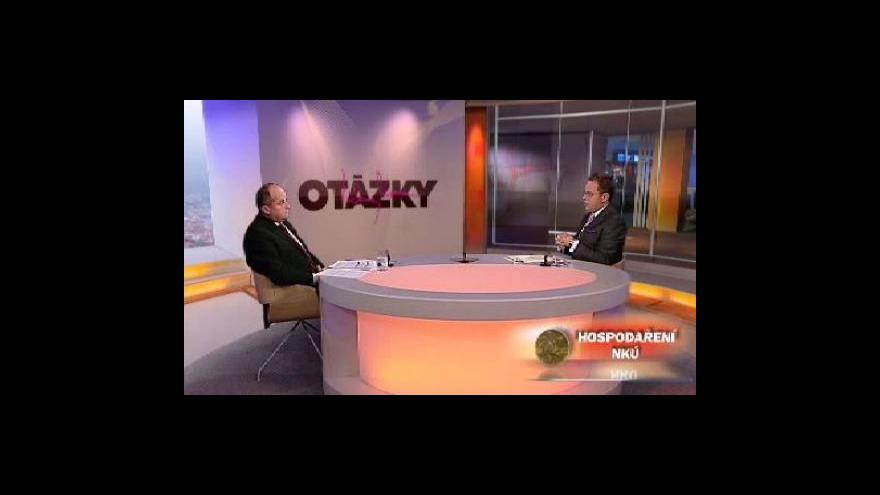 Video Otázky Václava Moravce s Františkem Dohnalem