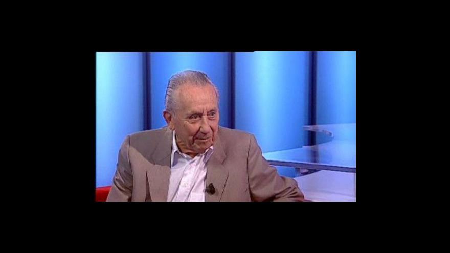Video Rozhovor s Františkem Steinerem