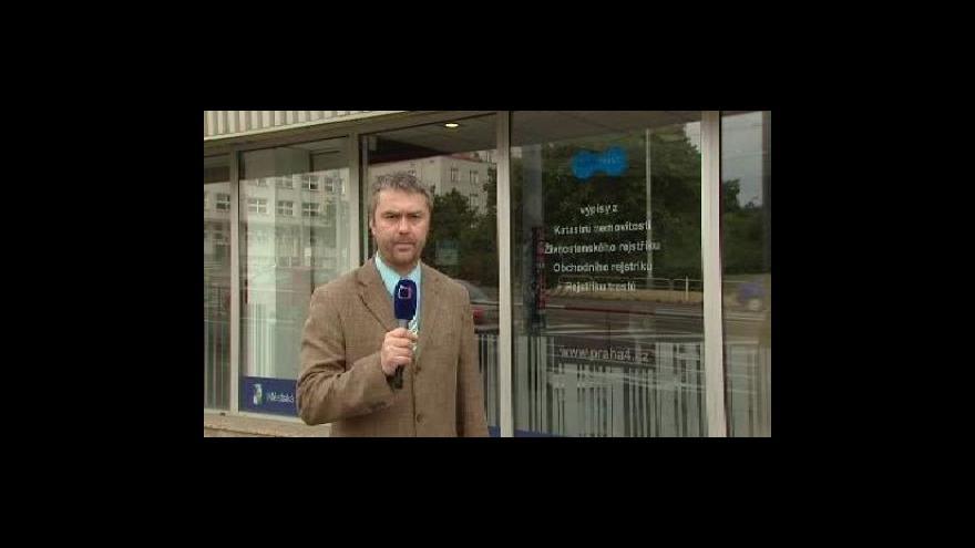Video Reportáž Roberta Malackého