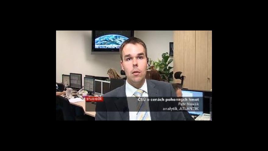 Video Rozhovor s Petrem Novákem