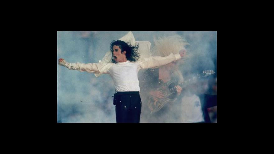Video Michael Jackson - ikona popu