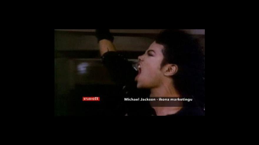 Video Michael Jackson – ikona marketingu