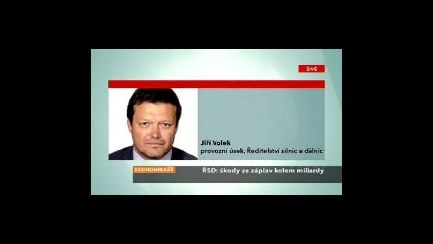 Video Telefonát Jiřího Volka z ŘSD