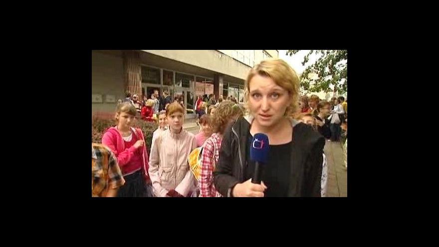 Video Reportáž Lucie Pilařové