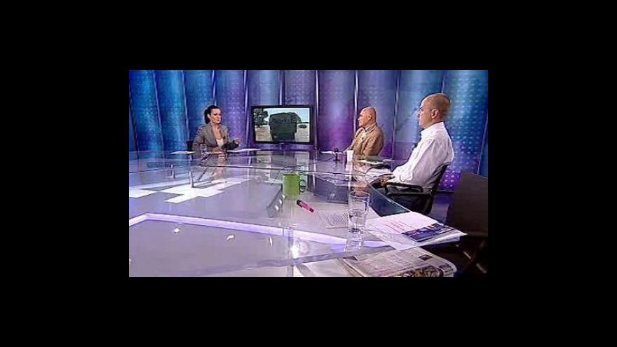 Video Komentář Jana Bárty a Marka Štyse