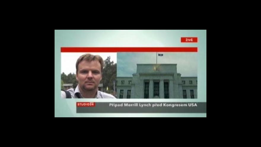 Video Rozhovor s Ondřejem Schneiderem
