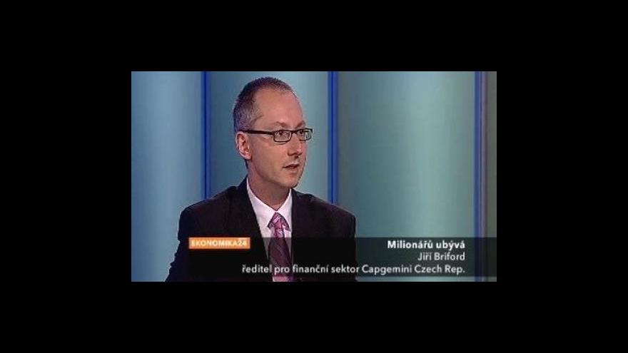 Video Reportáž Daniely Písařovicové a rozhovor s Jiřím Brifordem