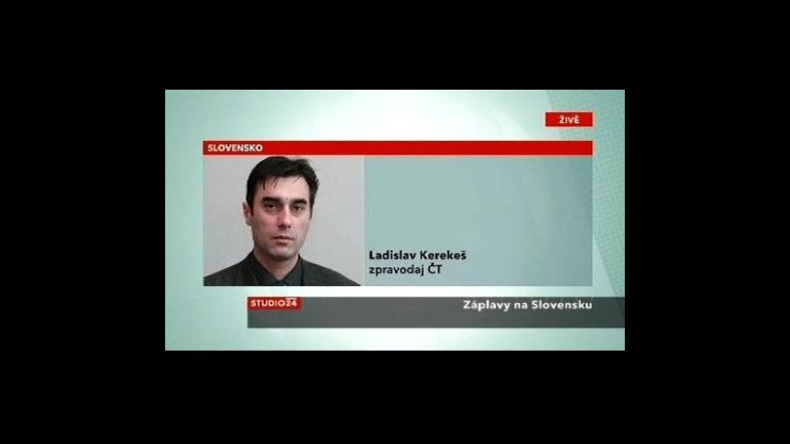 Video Telefinát Ladislava Kerekeše ze Slovenska