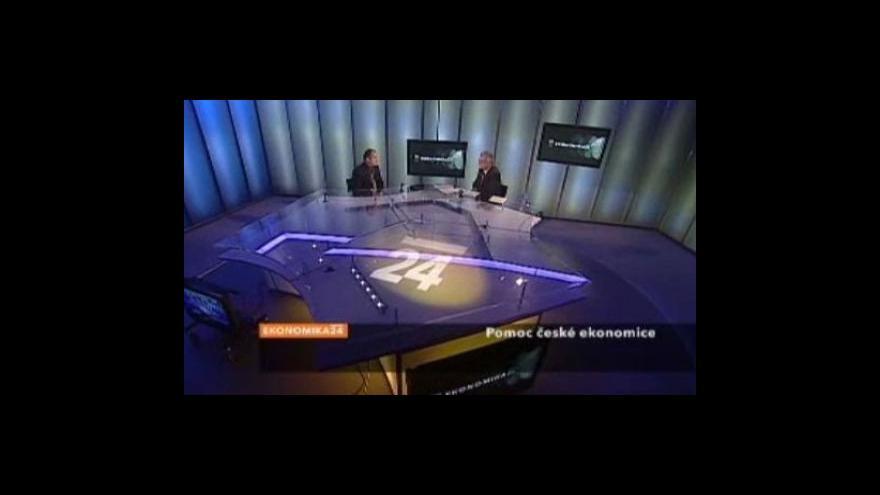 Video Reportáž Veroniky Kubíčkové, rozhovor s Vladimírem Tošovským