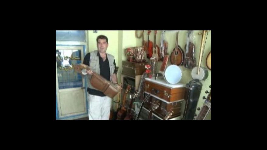 Video Poslední reportáž Tomáše Etzlera z Afghánistánu