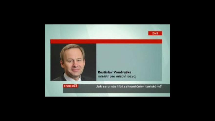 Video Rozhovor s Rostislavem Vondruškou