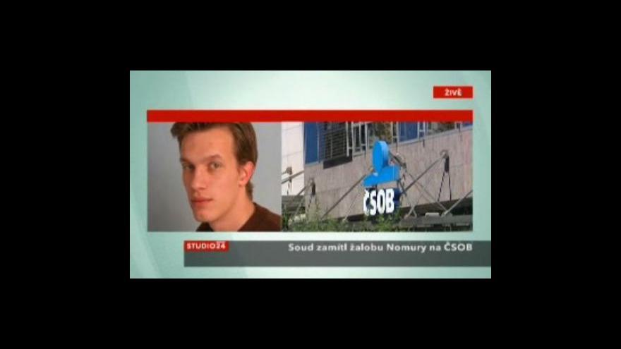 Video Rozhovor s Adamem Junkem