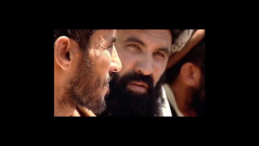 Video Ve věznici v Bagrámu týrali vězně