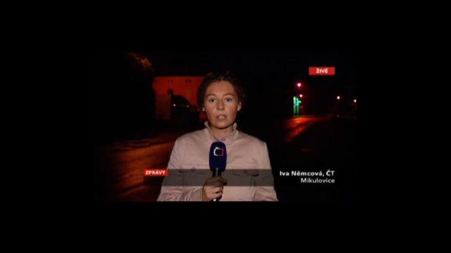 Video Živé vstupy z ohrožených oblastí