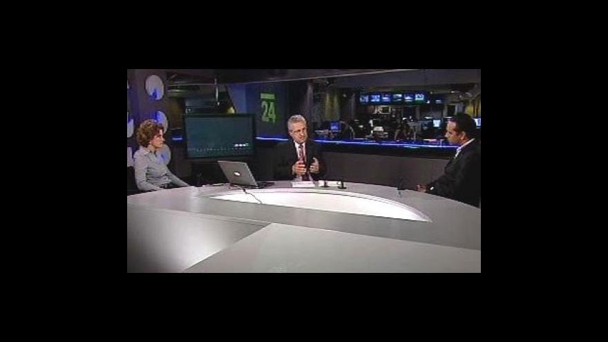 Video Rozhovor s Larou Lervilleovou a Štěpánem Woldem