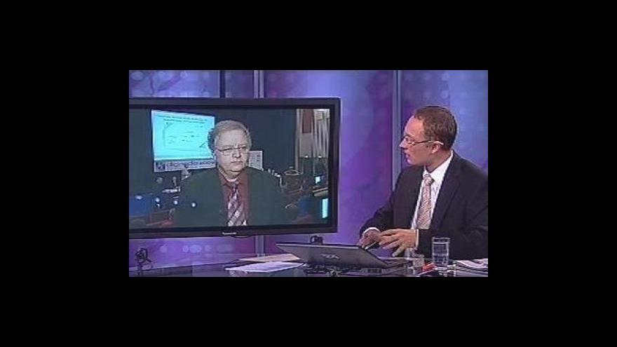 Video Rozhovor s Pavlem Hanušem v pořadu Před polednem