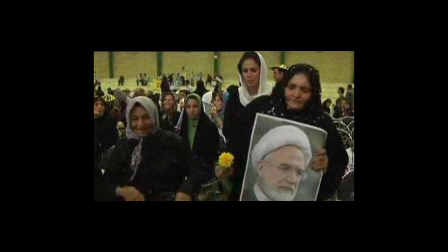 Video V Íránu stále panuje nejistota