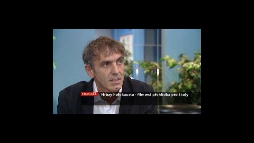 Video Rozhovor s programovým ředitelem Karlem Strachotou