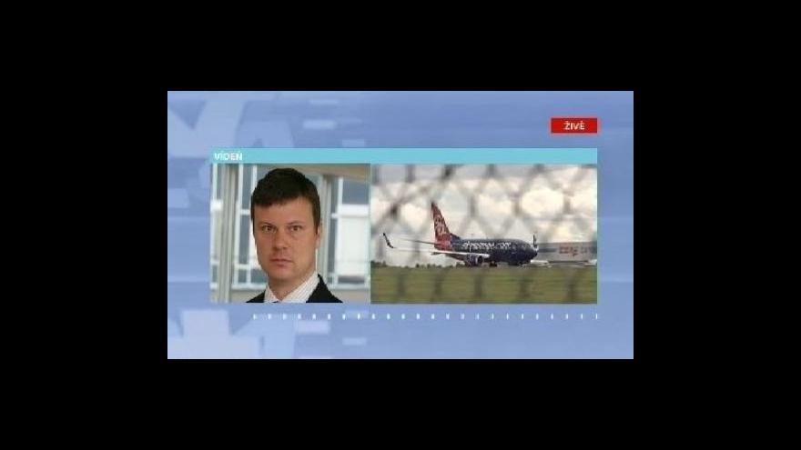 Video Jan Moláček a reakce rakouského tisku