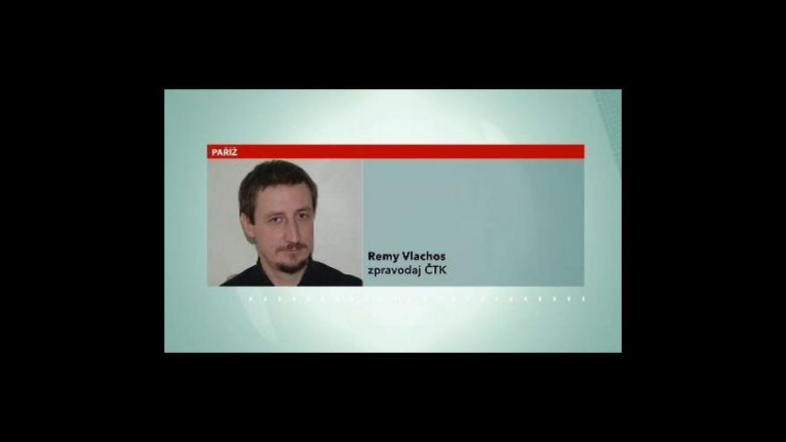 Video Telefonát Remyho Vlachose
