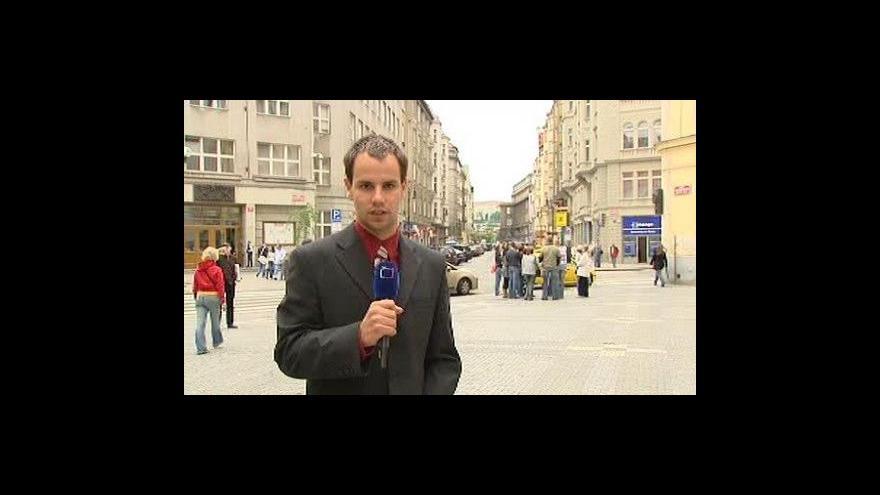 Video Reportáž Daniela Takáče a Jana Šenkýře