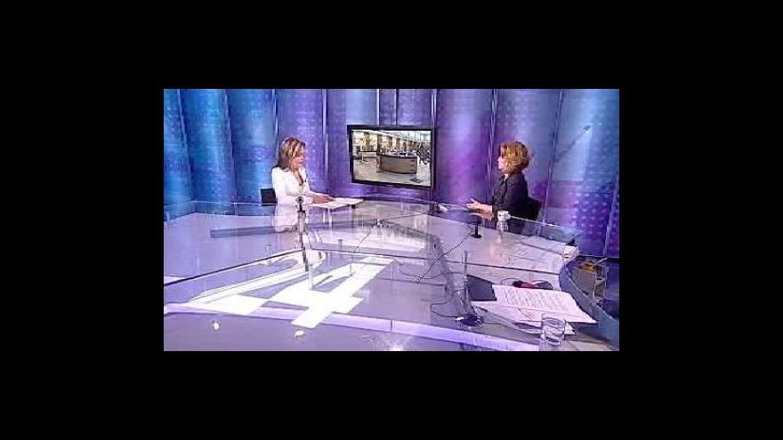 Video Rozhovor s Evou Zamrazilovou