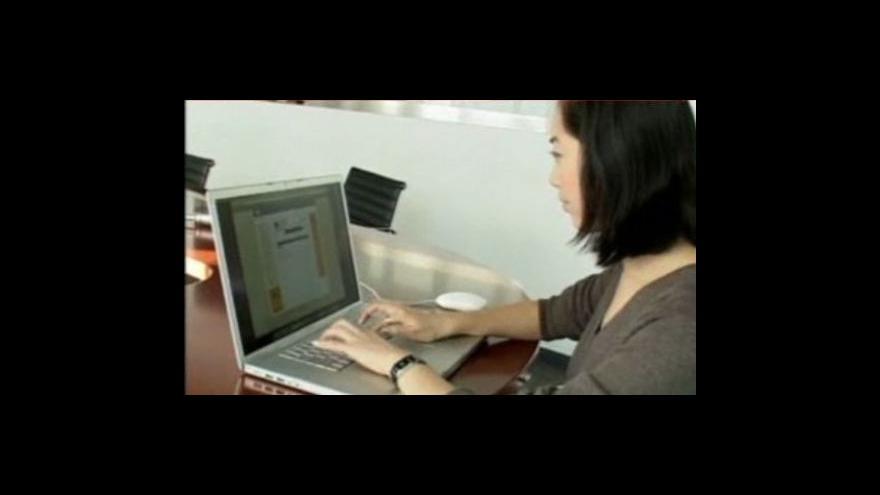 Video Čína má potíže s počítačovou databází
