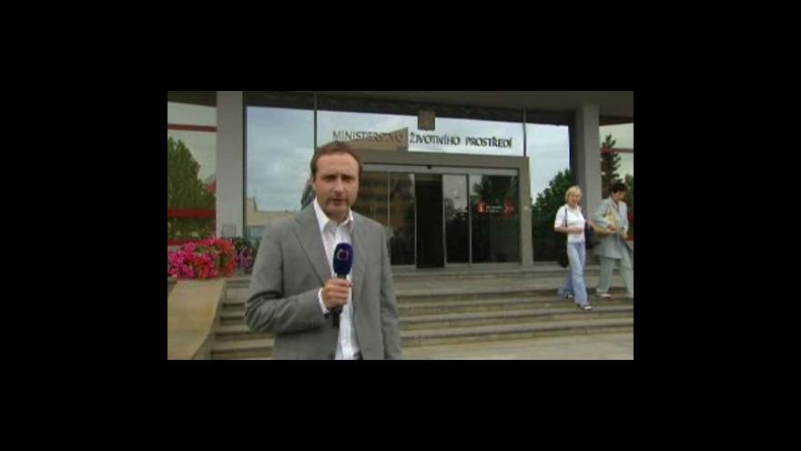 Video Reportáž Blanky Poulové, Erika Knajfla a Jakuba Linky