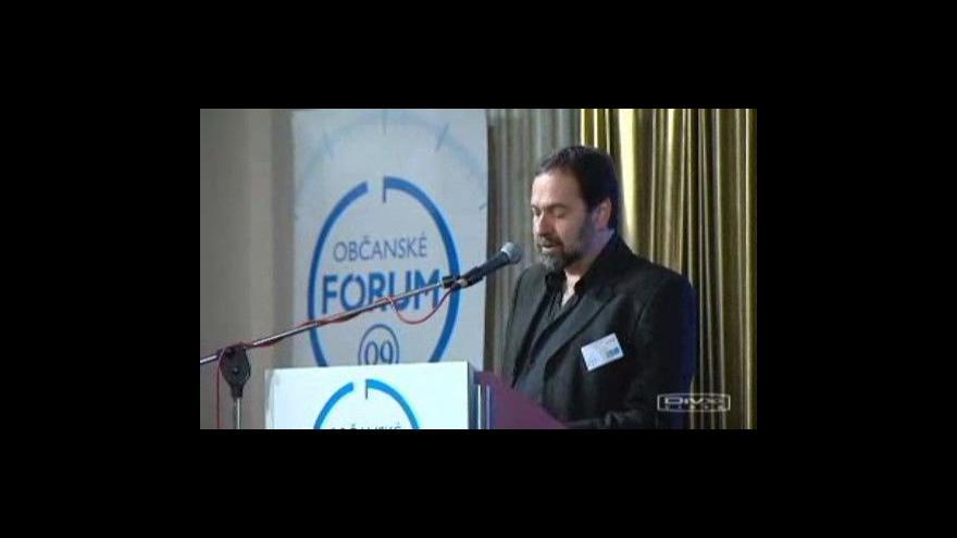 Video Občanské fórum 09