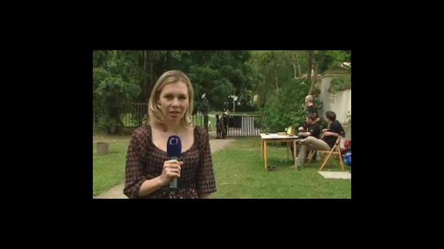 Video Reportáž Terezy Krásenské a Edity Horákové