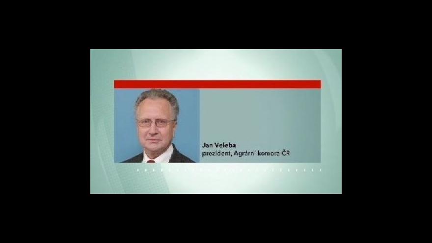 Video Vyjádření Jana Veleby