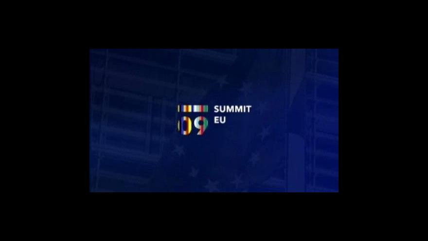 Video Speciál k summitu EU v Bruselu