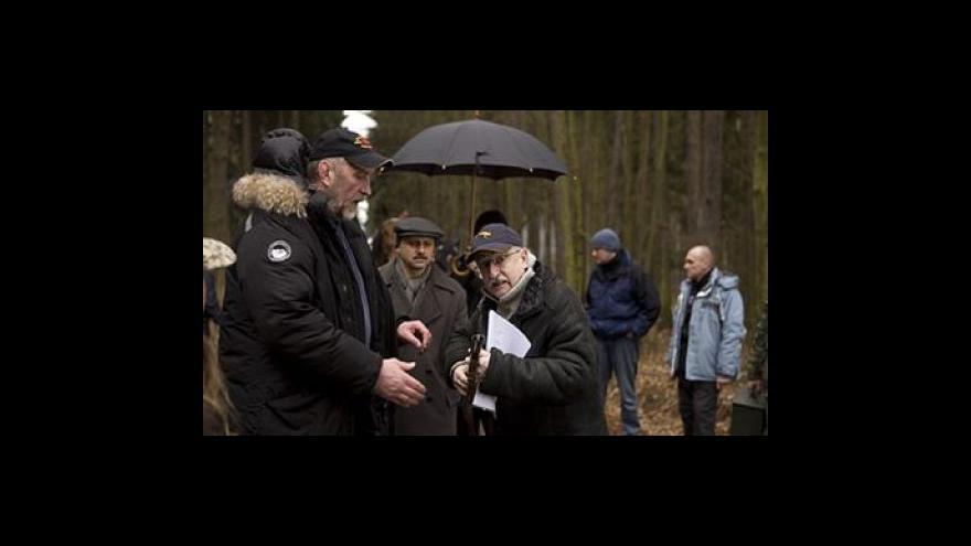 Video Juraj Herz natáčí nový film