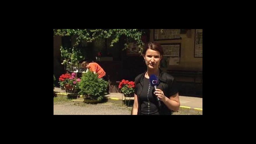 Video Reportáž Lucie Komňacké a Milana Brunclíka